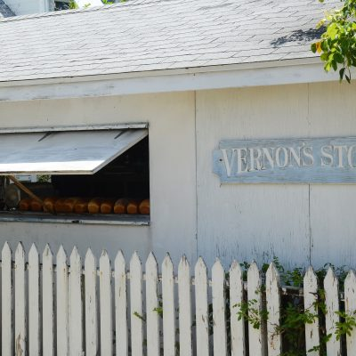 Closeup of Vernon's Bread, Abaco The Bahamas
