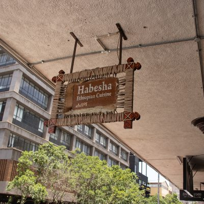 Habesha! You absolutely have to go here if you're in Maboneng. It's on my Joburg Travel Guide: Where to Eat.